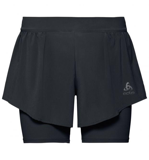 Odlo 2-in-1 Short Zeroweight dames