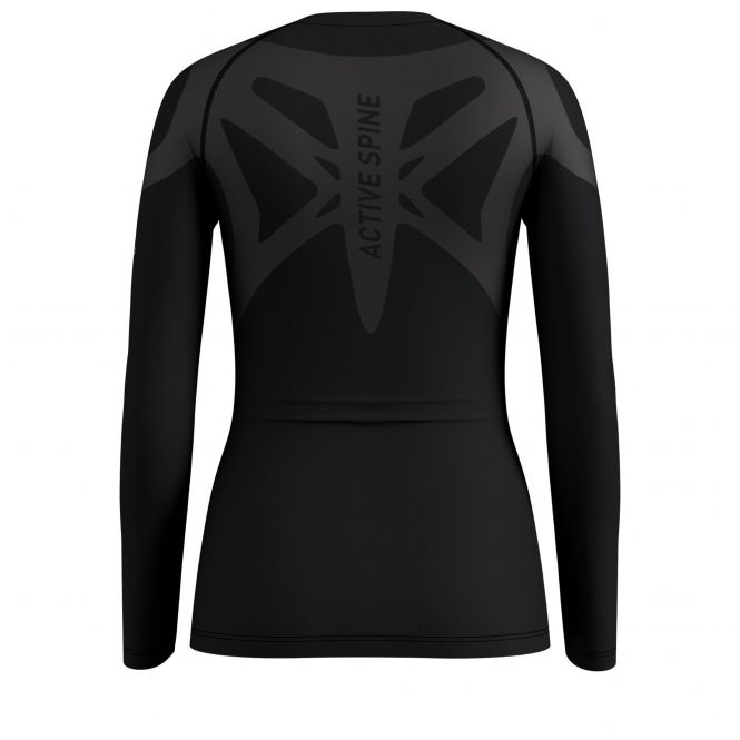 Odlo BL TOP Crew neck l/s dames