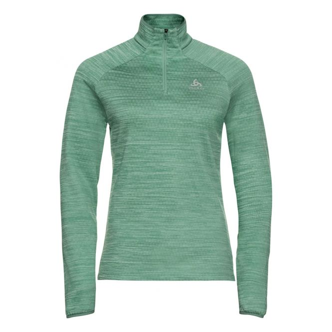 Odlo Millenium Element 1/2 Zip Shirt dames