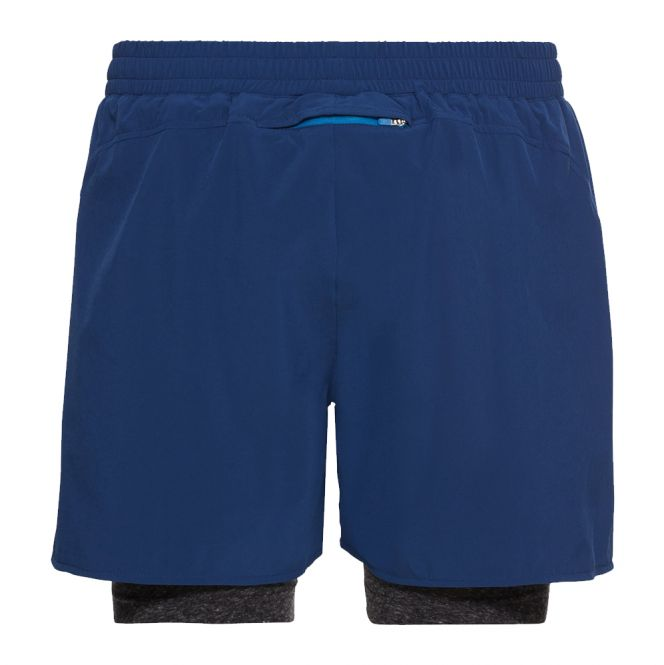 Odlo Millennium Pro 2-in-1-short heren