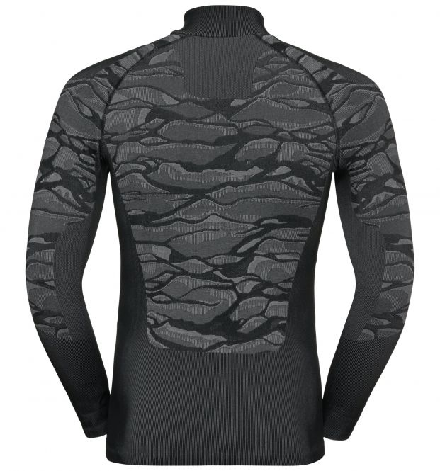Odlo SUW Top Turtle Neck L/S heren