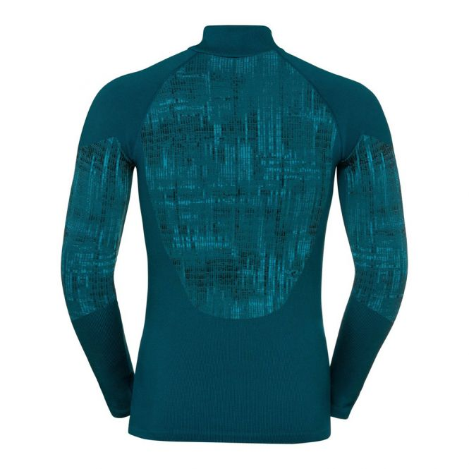 Odlo Turtle Neck Half Zip heren