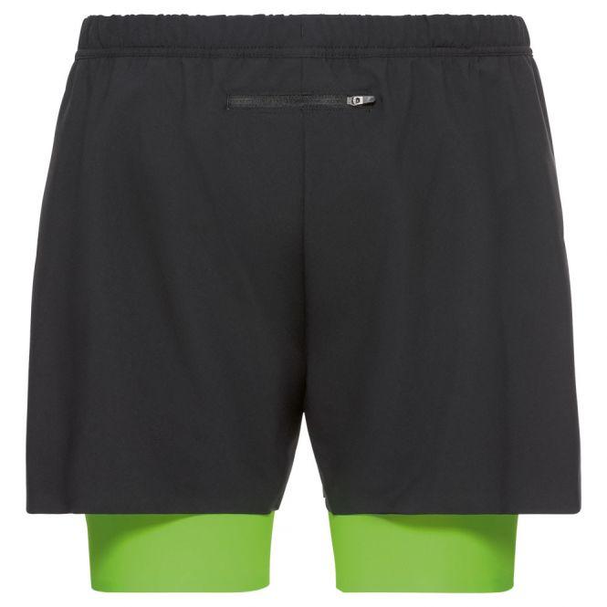 Odlo Zeroweight 5 Inch 2-in-1 shorts heren