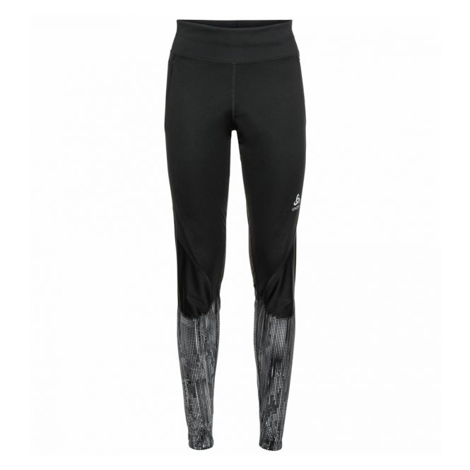 Odlo Zeroweight Warm Reflective Tight dames