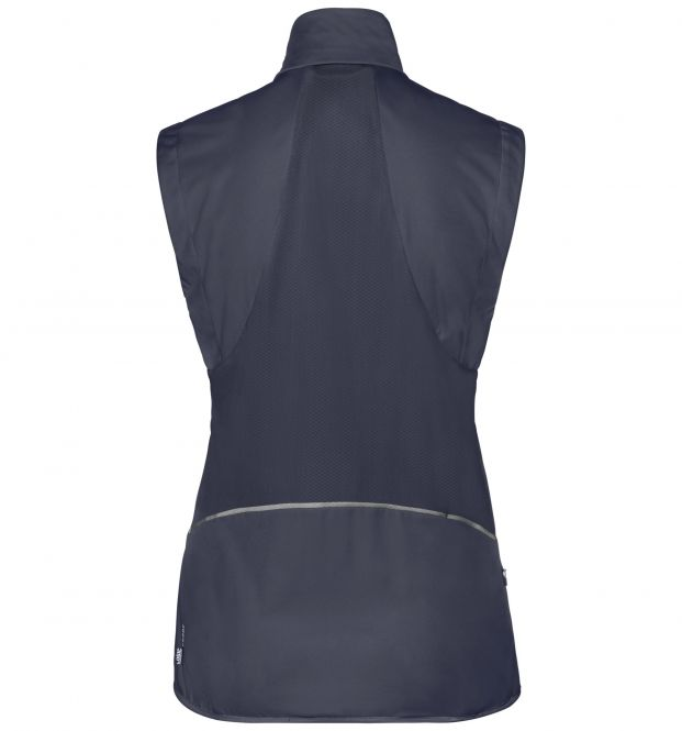 Odlo Zeroweight Windproof Vest dames