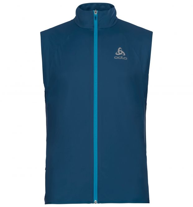 Odlo Zeroweight Windproof Vest heren