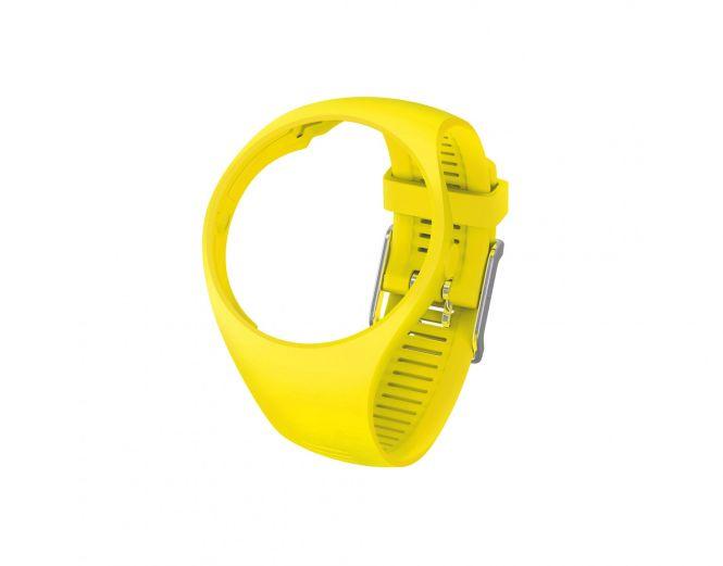Polar Wrist Strap M200 Geel S/M