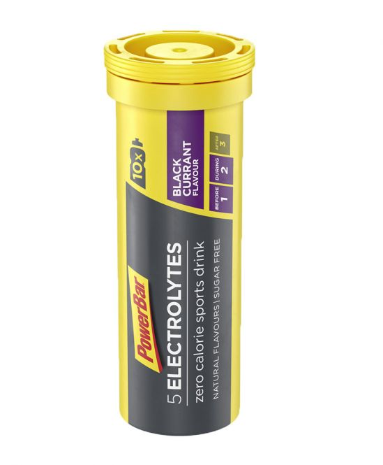 PowerBar Electrolyte Tabs Black Currant
