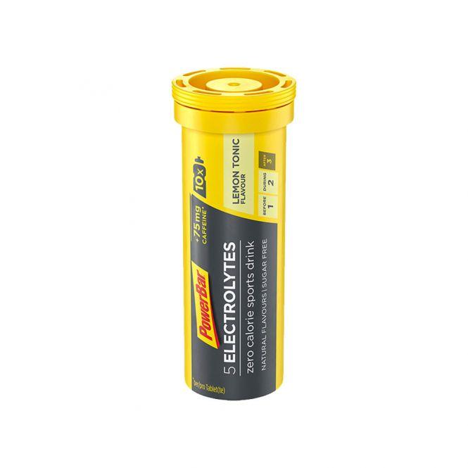 PowerBar Electrolyte Tabs Lemon Tonic