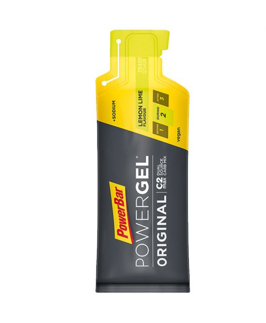 PowerBar PowerGel Lemon Lime 41gr