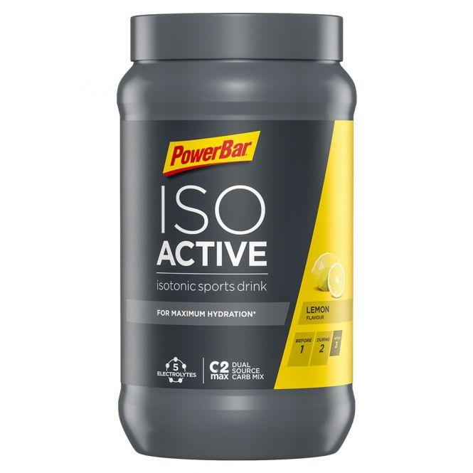 PowerBar IsoActive Lemon 600gr