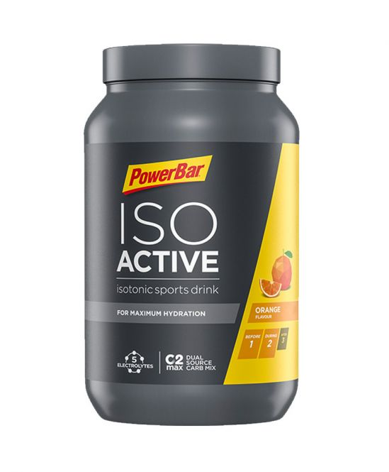PowerBar IsoActive Orange 600gr