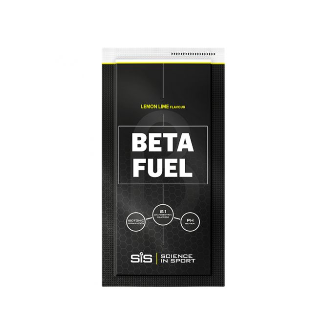SIS Beta Fuel Lemon & Lime Sachet 84g