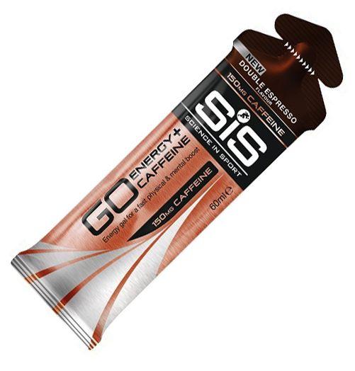 SIS GO Energy Gel + Cafeïne Double Espresso 60ml