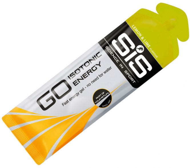 SIS Energy Gel Isotonic Lemon Lime 60ml
