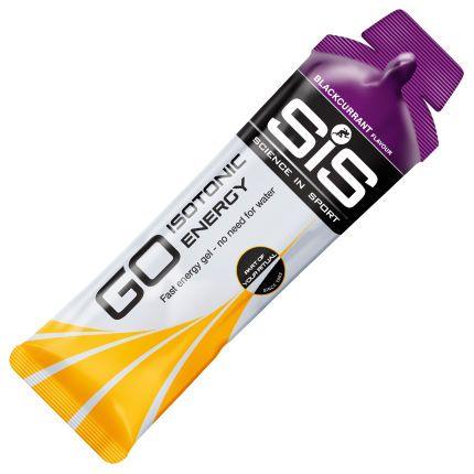 SIS Energy Gel Isotonic Blackcurrant 60ml