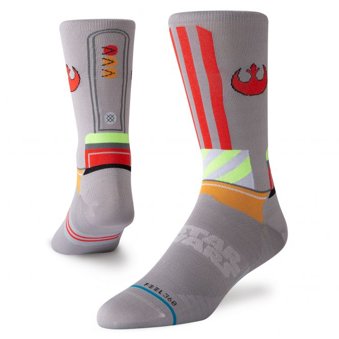 Stance XWing Crew Sock Unisex