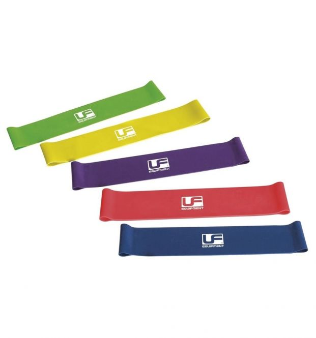 UFE Resistance Band Loop (set van 5)