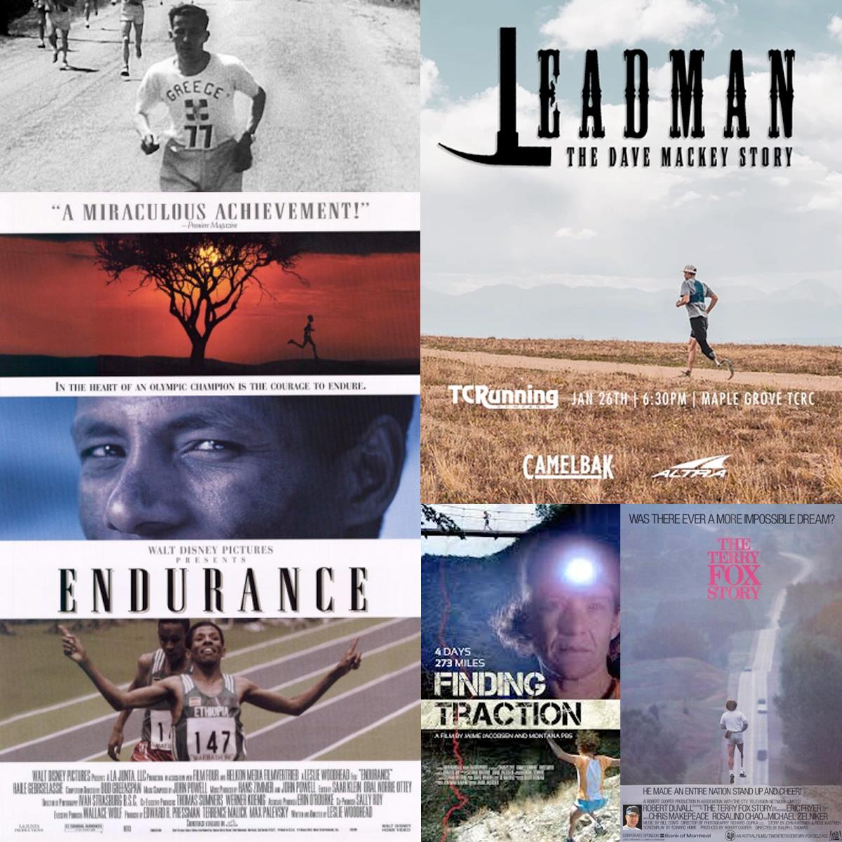 5 inspirerende hardloopfilms