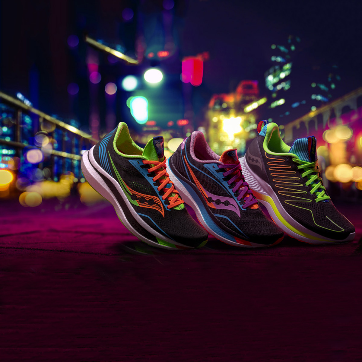 Saucony Bright Future Collectie