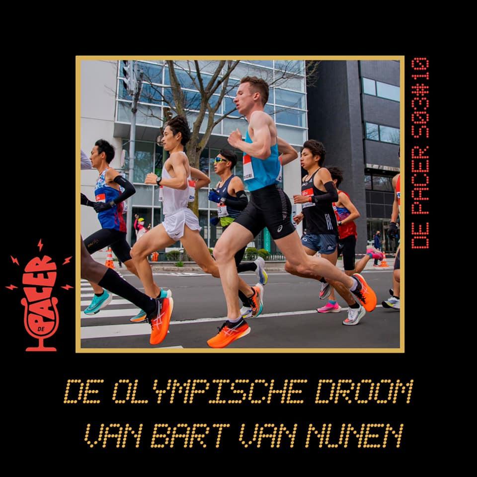 De olympische droom van Bart van Nunen
