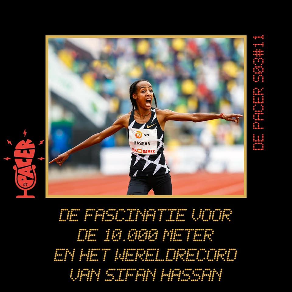 Het wereldrecord van Sifan Hassan