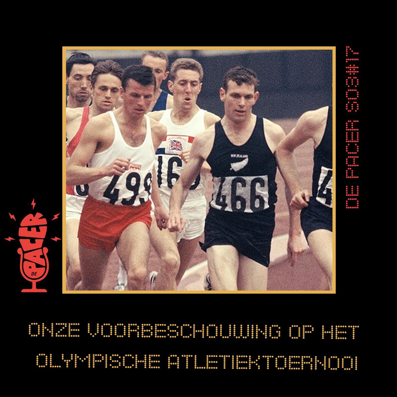 Voorbeschouwing op het olympische atletiektoernooi