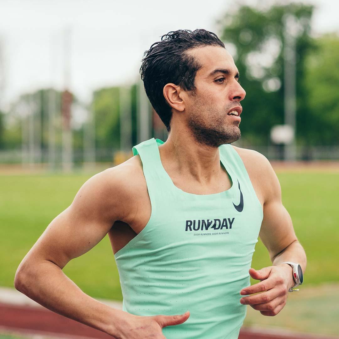 Interview Khalid Choukoud | Voor altijd een Olympiër