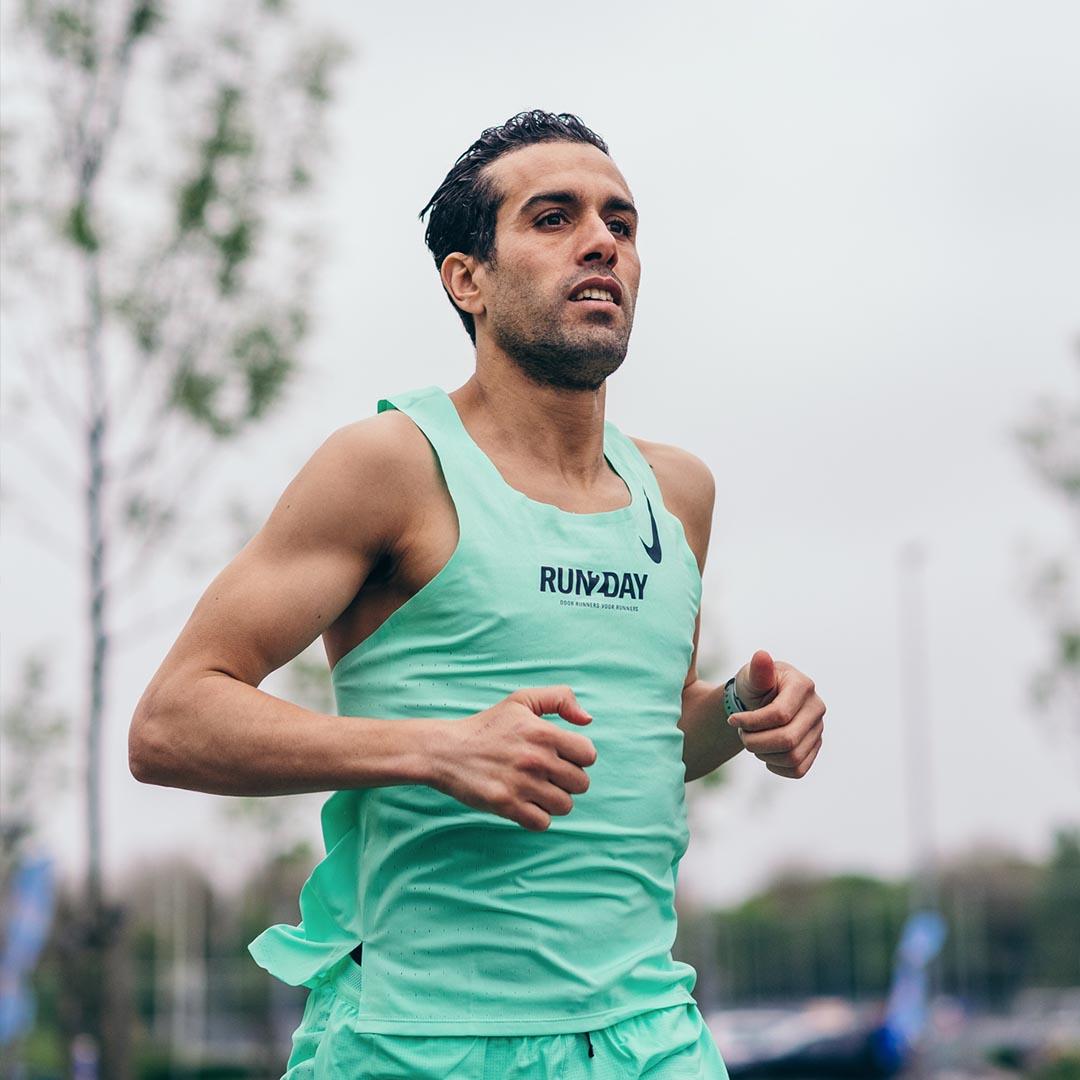 Interview Khalid Choukoud | 'Niemand kan mij nog stoppen'