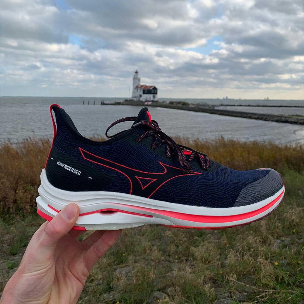Review Mizuno Wave Rider Neo