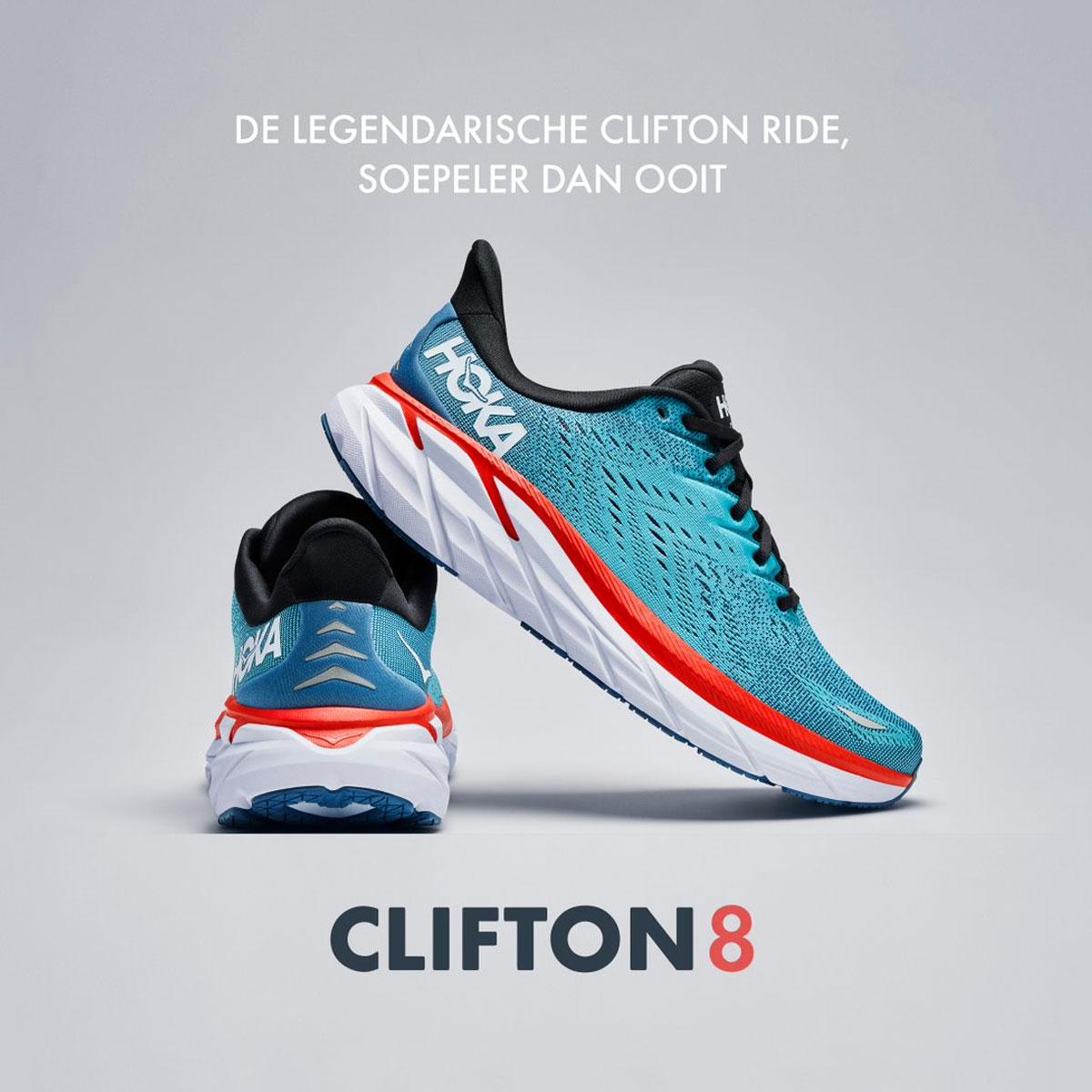 HOKA ONE ONE Clifton 8