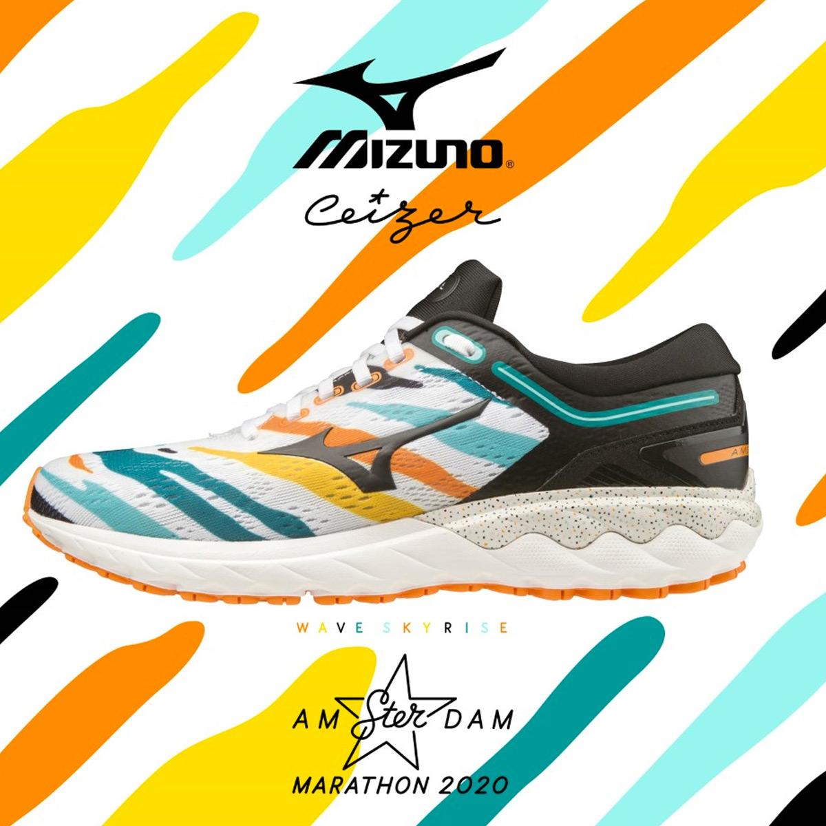 Mizuno Wave Skyrise x Ceizer