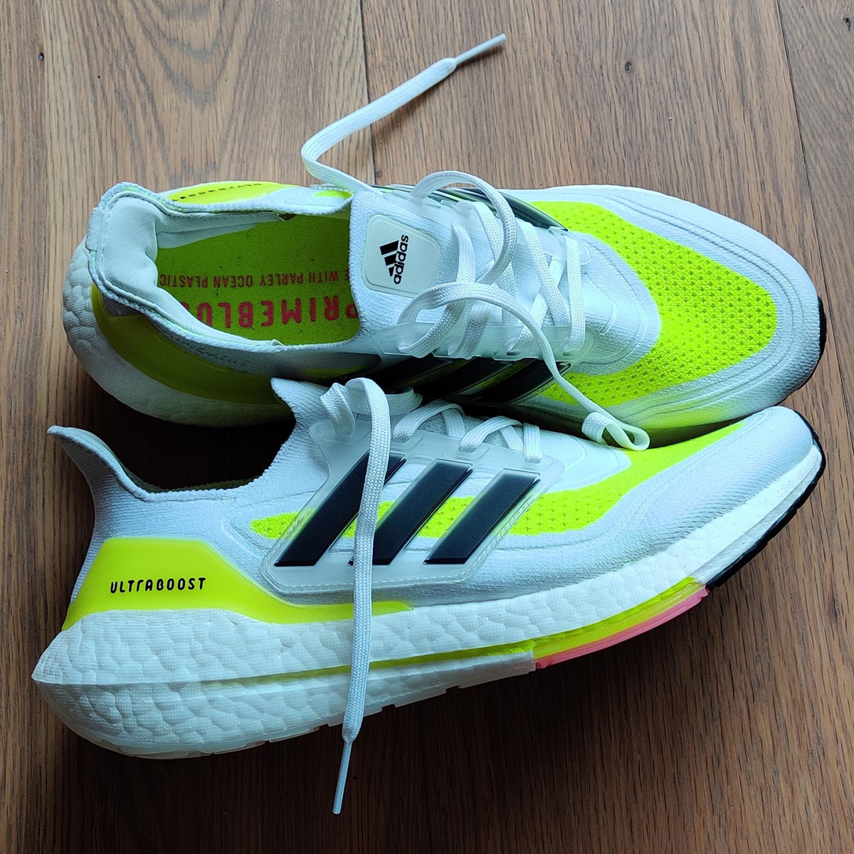 Review adidas Ultraboost 21