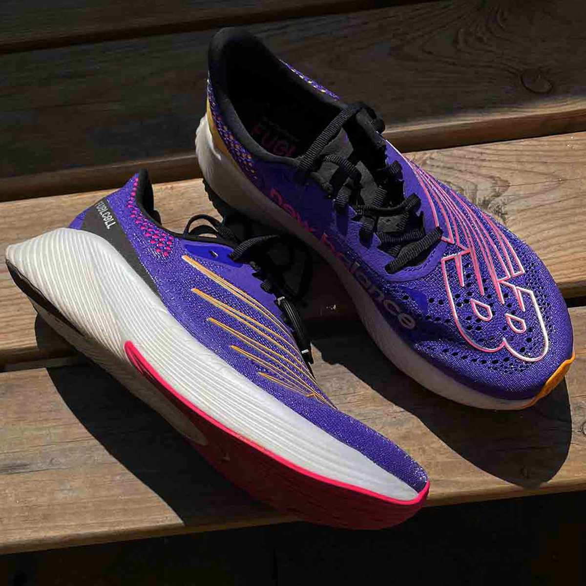 Review New Balance FuelCell RC Elite v2