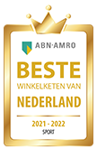 Beste winkelketen van Nederland 2021-2022 sport