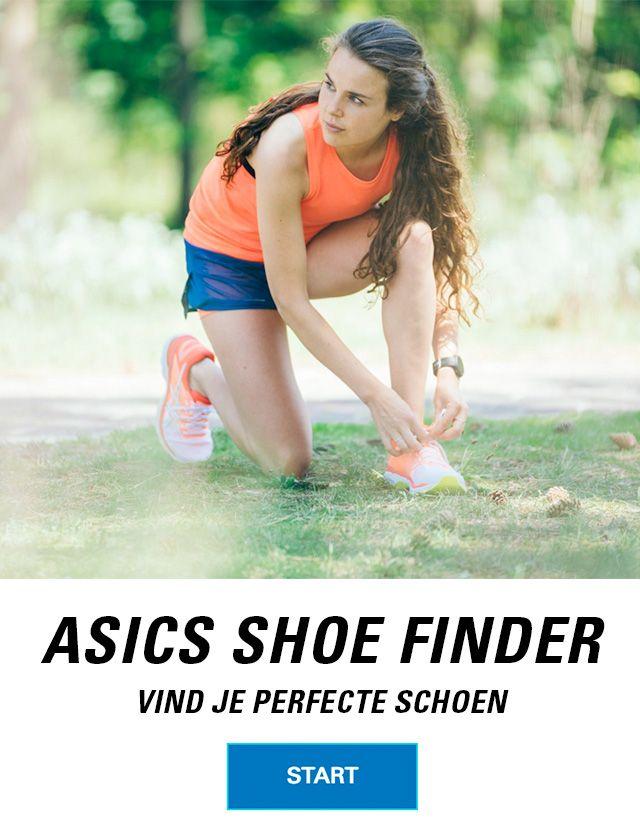 ASICS Shoe Finder