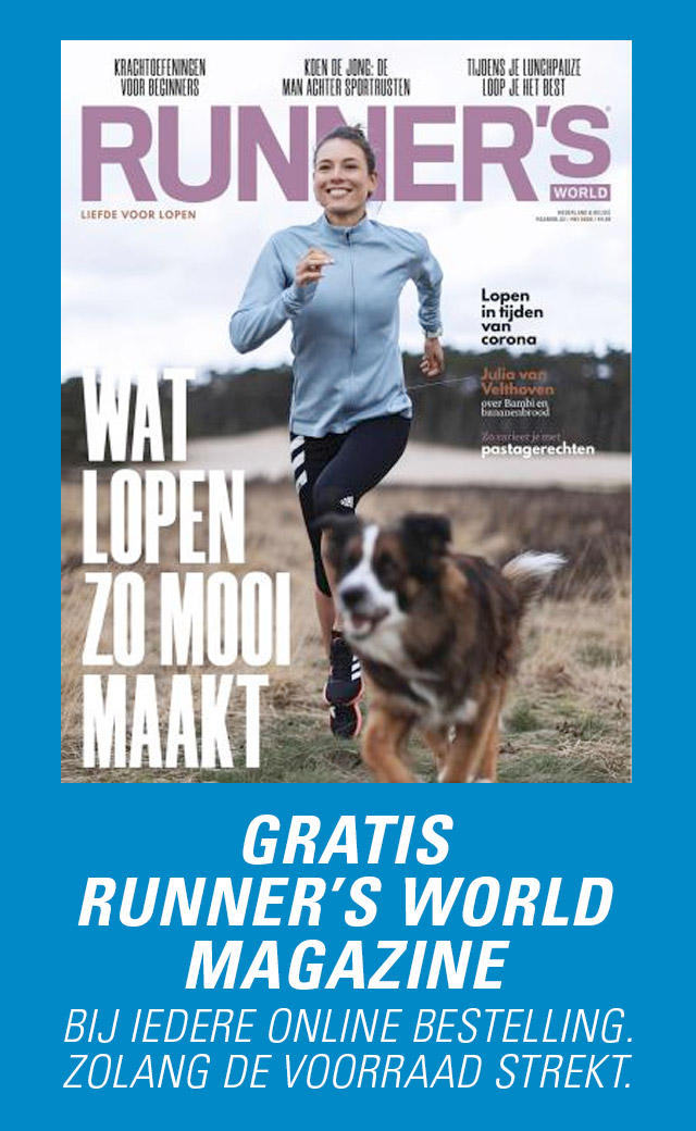 Gratis Runner's World magazine