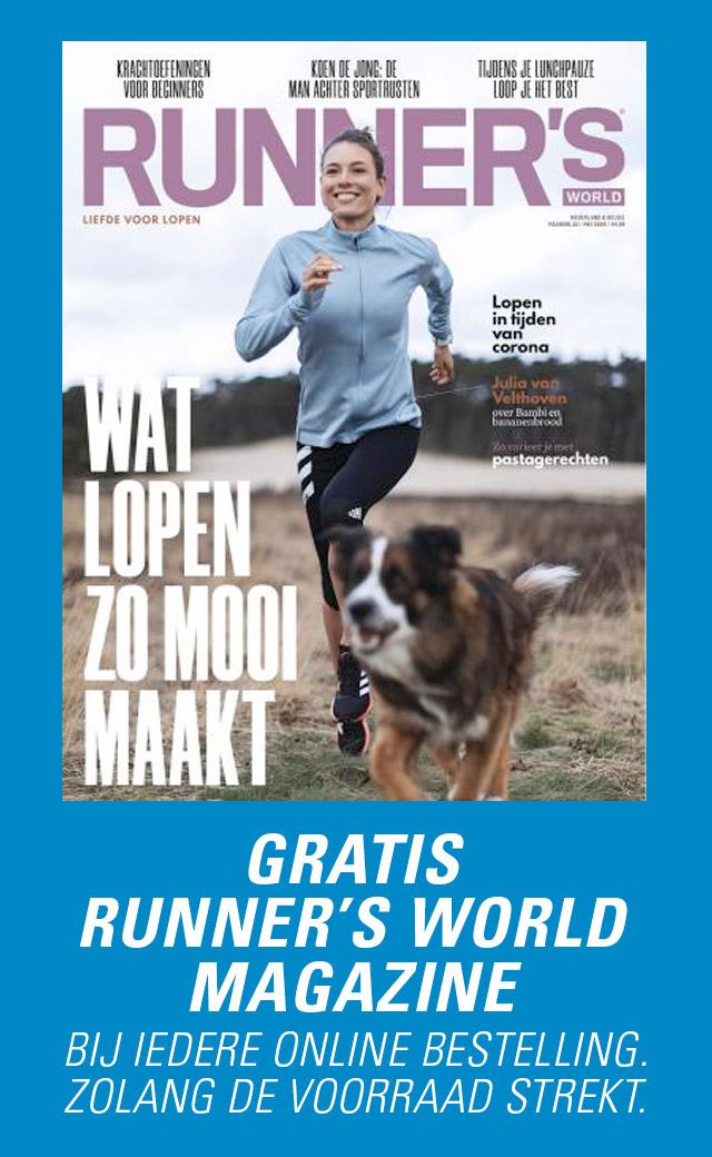 Gratis Runner's World magazine