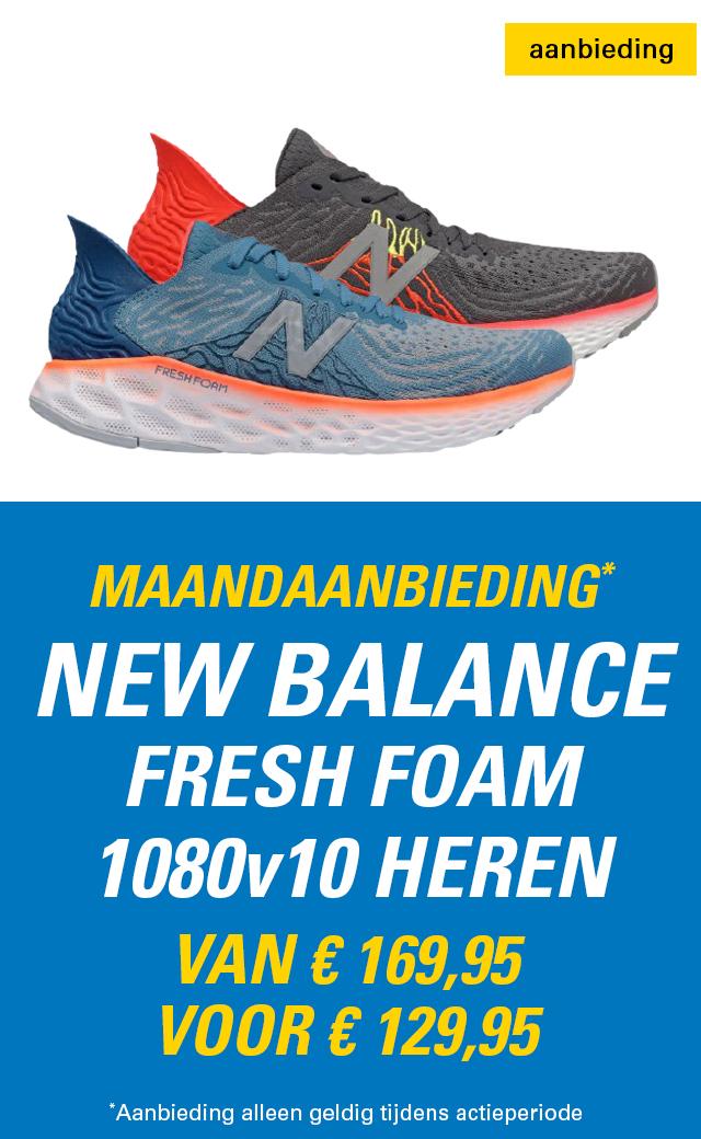Maandaanbieding New Balance Fresh Foam 1080v10