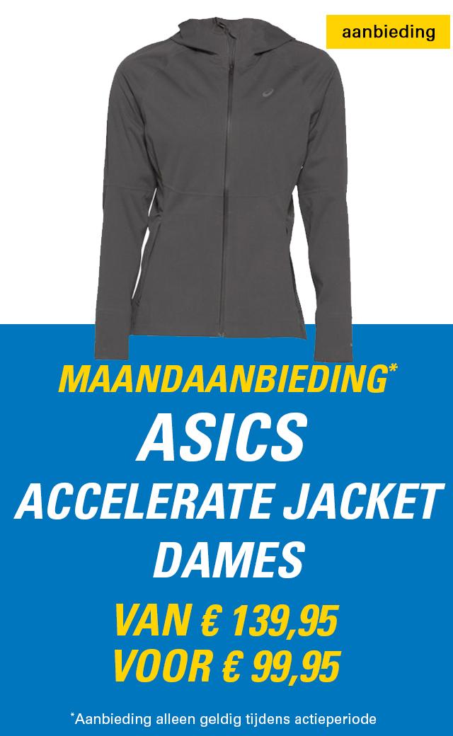 Maandaanbieding ASICS Accelerate Jack dames