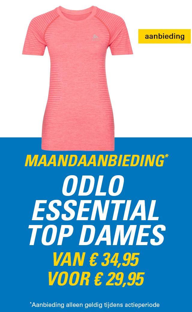Maandaanbieding Odlo top dames