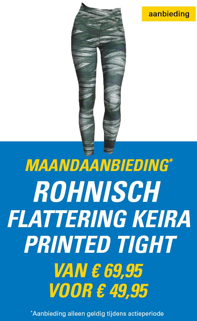 Maanaanbieding Rohnisch Flattering Keira Printed tight dames