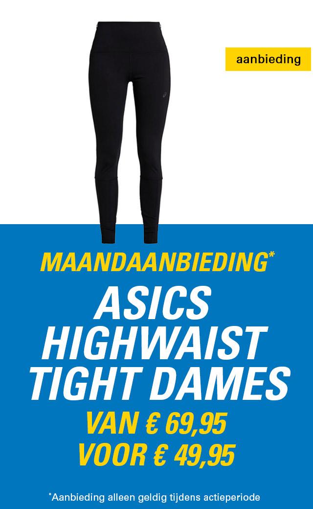 Maandaanbieding ASICS tight dames