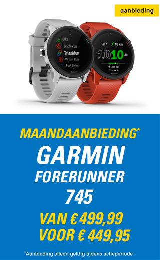 Maandaanbieding Garmin Forerunner 745
