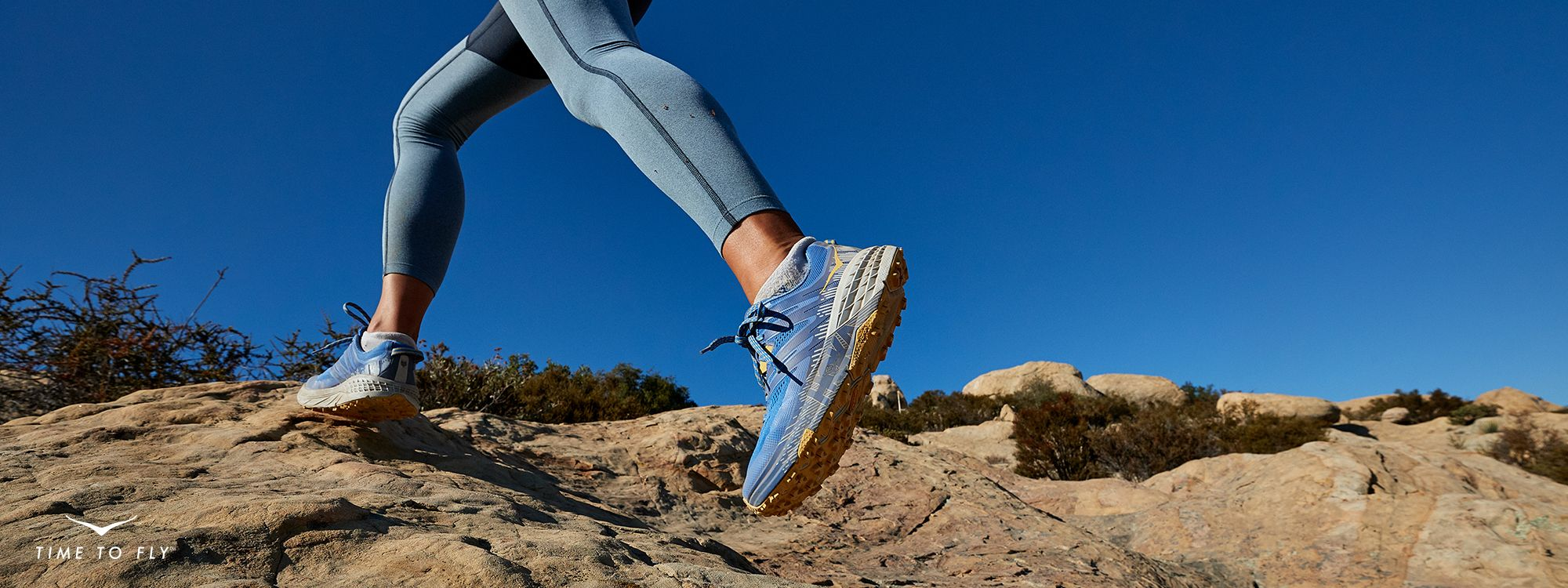 HOKA trail schoenen bij Run2Day