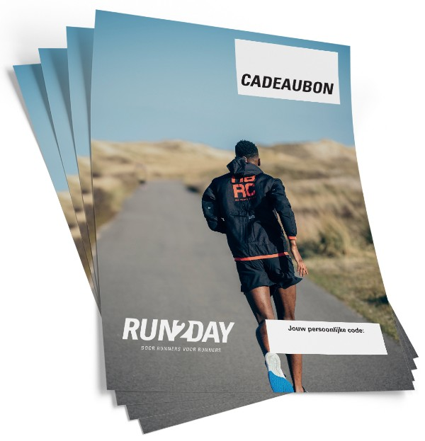 Run2Day cadeaubon