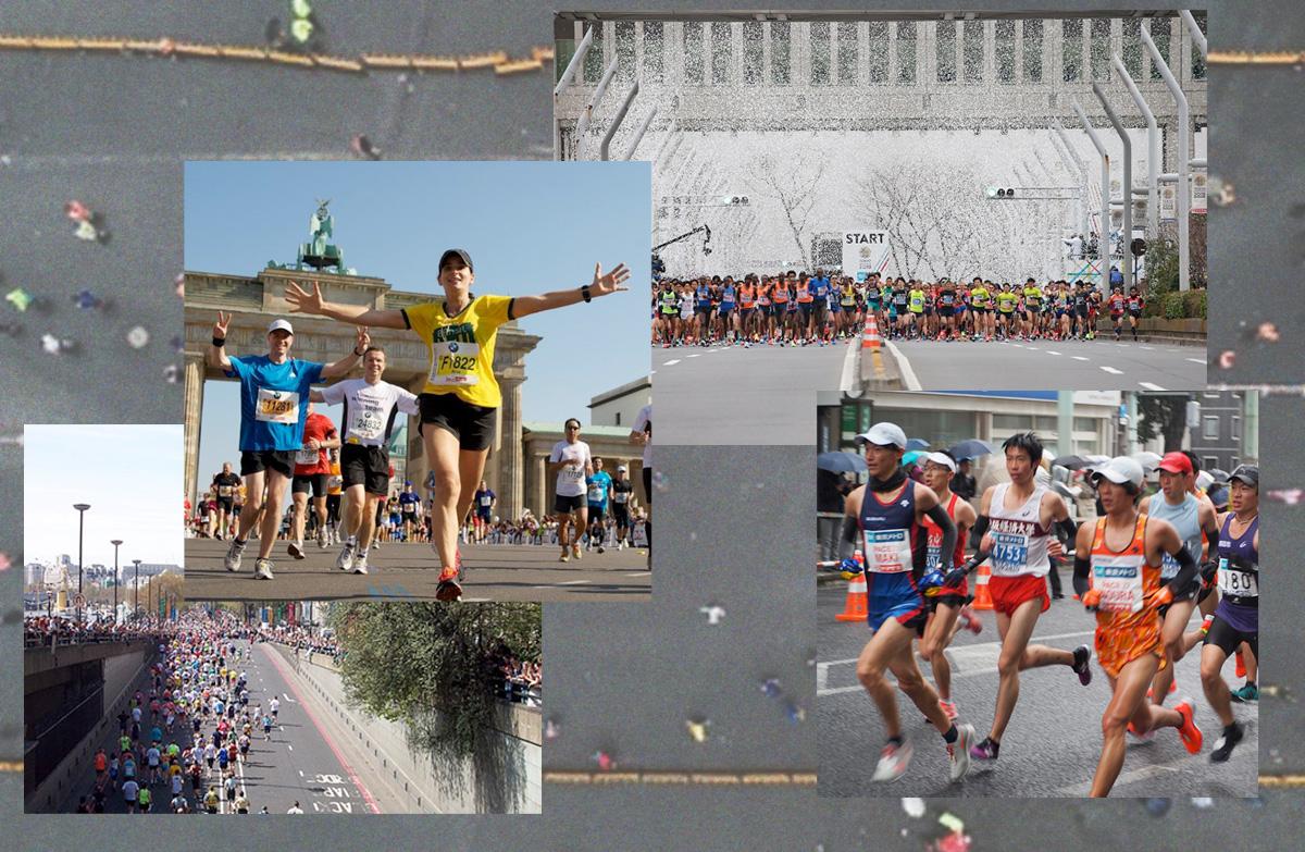 Run2Day Het jaar van de Marathon