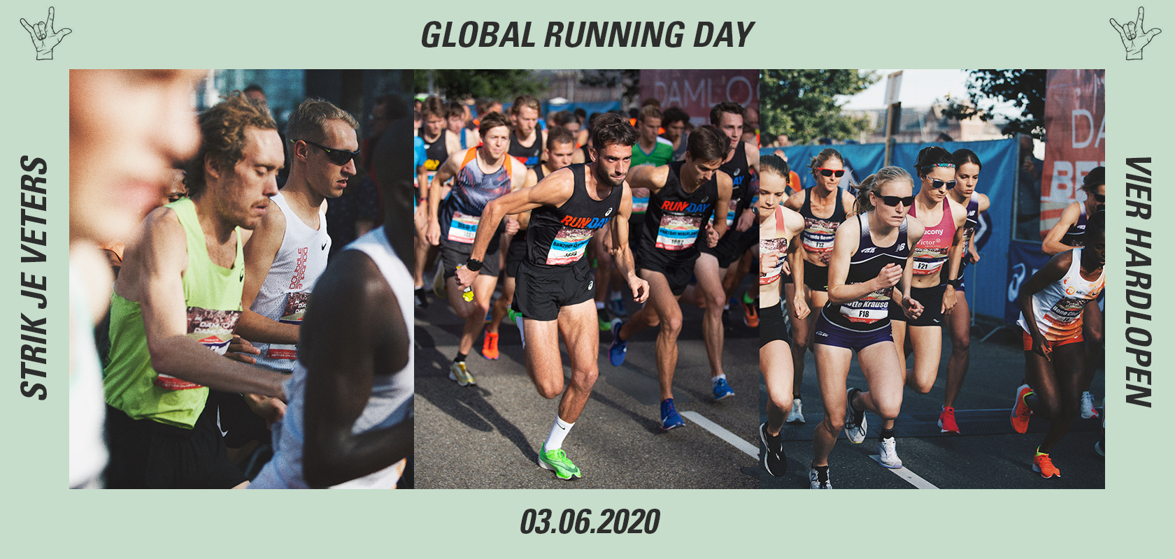 Global Running Day 2020