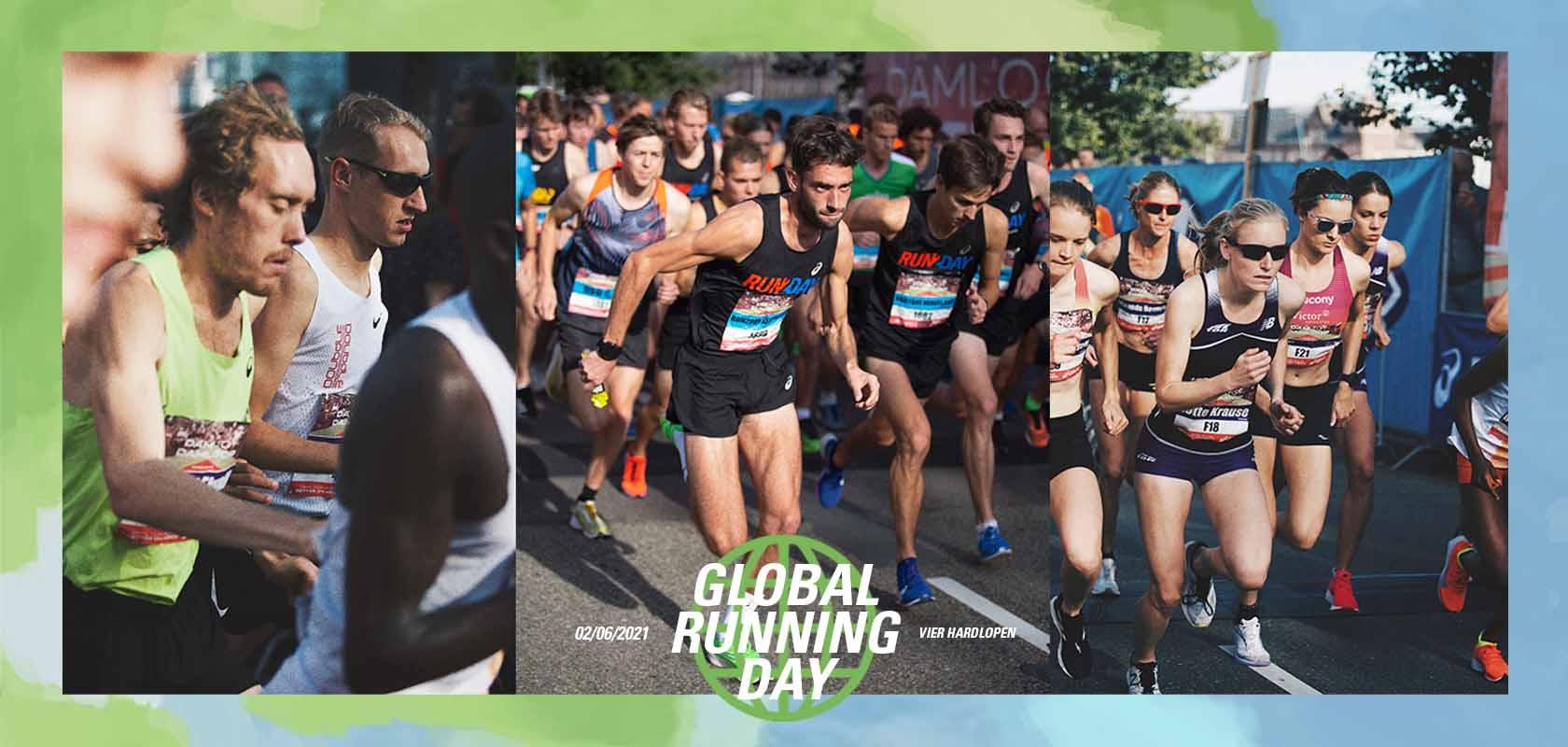 Global Running Day 2021