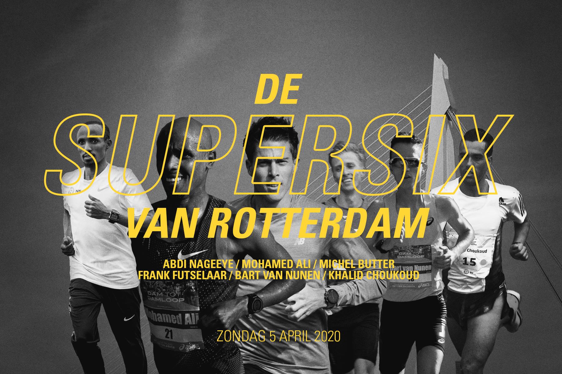 De supersix van Rotterdam